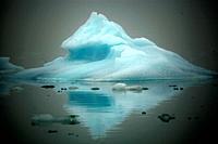 The Jokulsarlon, Breidamerkurjokull, Vatnajokull Ice Cap, Iceland