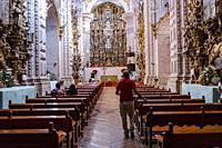 Santa Prisca, Taxco de Alarcon, Mexico.