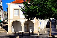 Europe, Portugal, Algarve, Faro district, Lagos, old town, Praca Infante Dom Henrique, Infante dom Enrique Square, historic slave market