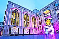 Friedrichstadt Palast, revue theater, Mitte district, Berlin, Germany, Europe.
