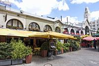 Port Market (Mercado del Puerto), Montevideo, Uruguay.