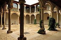 Los Verdugo palace. Avila. Castilla y León. Spain
