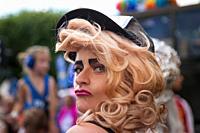 Pride festival, Stockholm, Sweden.