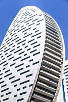 Sheth Tower, Iris Bay by Sheth Estate; rand new modern architecture in Business Bay, a business capital as well as a freehold city in Dubai, United Ar...