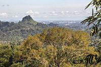 Siburan hill, Sarawak, Malaysia