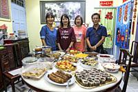 A simple birthday party, Kuching, Sarawak, Malaysia.