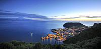 Velas. São Jorge island. Azores, Portugal.