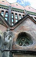 Església de la Mare de Déu del Carme de Barcelona.
