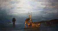 Fishing by Pyrofani,.