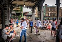 -Borough Market-London (United Kingdom).