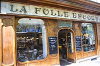 La folle époque, the oldest bakery of Marseille.