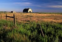 Asotin County Wing Shooters barn, Asotin County, Washington.