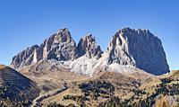 Italy. Alps. Dolomites.