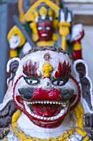 Handicrafts, Durbar Square, Kathmandu City, Kathmandu Valley, Nepal, Asia.