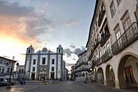 Giraldo Square, Evora, Alentejo region, Portugal, southwertern Europe.