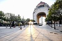 Revolution Monument at CDMX, Mexico City.