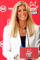 Music: SuperBock em Stock press conference presentation in Skybar Tivoly Hotel at Lisbon, Portugal. Maria Estarreja. Photo by JoaoLamares