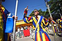 Barranquilla's Carnival (Spanish: Carnaval de Barranquilla) is one of Colombia's most important folkloric celebrations, and one of the biggest carniva...