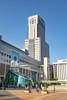 Japan, Sapporo Statio, Sapporo JR Tower.