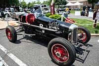 Racing car, Antique car show , Northeast Philadelphia , PA, USA.