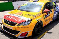 Fabio Mota, Peugeot 308 TCR #37, Vila Real, Portugal.