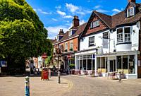 (Winchester, Hampshire, England).