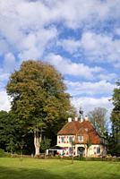 The Slotplaats is a 200 hectare estate near the Frisian village Bakkeveen and owned by the Dutch nature organisation Natuurmonumenten.