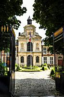 Chapelle du Fort du Reduit in Lille France.