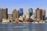 Boston, Massachusetts, USA.