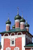 Smolensk Church, Epiphany Monastery, Uglich, Golden Ring, Yaroslavl Oblast, Russia