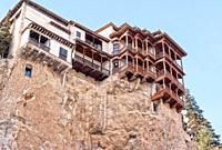 Casas colgadas. Cuenca. Castilla la Mancha, Spain.