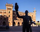 Plaza de toros de las Ventas. Madrid, Spain.