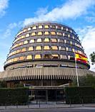 Tribunal Constitucional. Madrid, Spain.