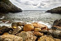 Coastal, Castro Urdiales, Cantabria, Spain.