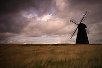 Beacon Mill Or New Mill, Rottingdean, East Sussex, England, Great Britain, Uk.