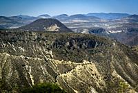 Sierra Madre de Oaxaca, Oaxaca, Mexico.