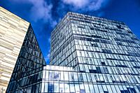 Höfdatorg Tower 1 is an office tower in Iceland. . The name Höffatorg is taken from the house Höfdi, which is very close to the building.
