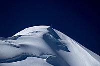 Mt. Blanc, France - Aerial