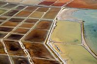 Etang de la Palme, France - Aerial
