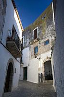 Capilla de San Ciriaco. Ibiza town, Balearic Islands, Spain.