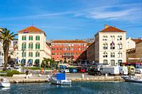 Prokurative/ Republic Square, Split, Croatia.