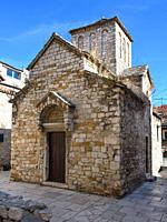 St. Mikula Church, Veli Varos, Split, Croatia.