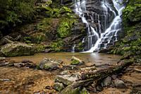 Eastatoe Falls - Rosman, North Carolina, USA.