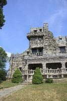 Gillette Castle, Gillette Castle State Park, East Haddam, Connecticut, United States.
