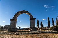 Roman Arch, Cabanes, Castellón, Spain