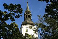 Dome church. Tallinn. Estonia.