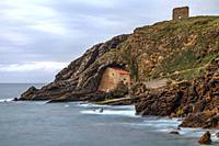 Ermita de Santa Justa, Ubiarco, Cantabria, Spain.