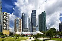 Panama City, Republic of Panama, Central America.
