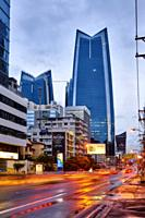 50th Street, Panama City, Republic of Panama, Central America, America.