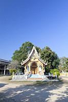 Wat Luang, Pai, Thailand.